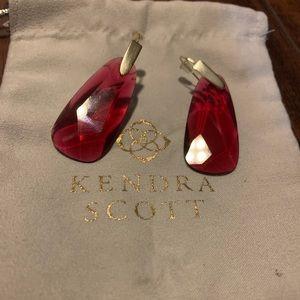 Maize Kendra Scott Earrings